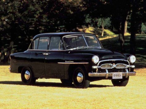 Toyota Crown (RS) 01.1955 - 08.1962
