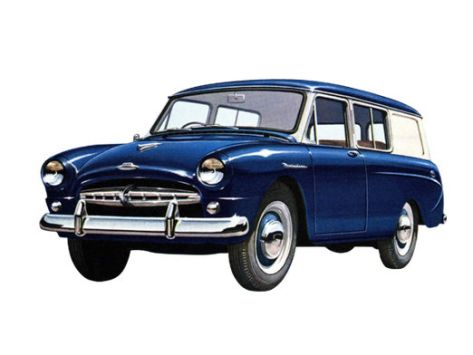 Toyota Crown (RR) 11.1955 - 08.1962