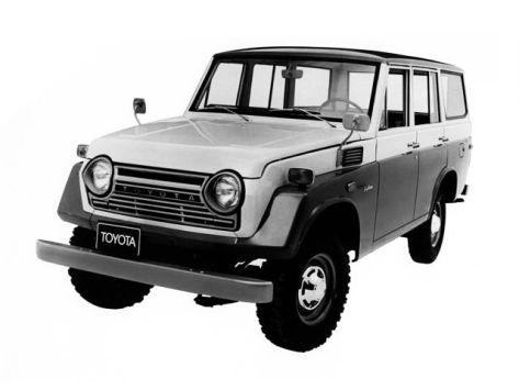 Toyota Land Cruiser 50
