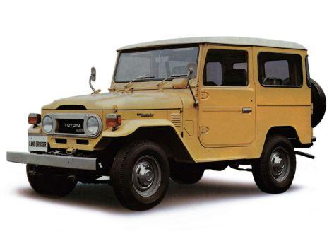 Toyota Land Cruiser 40