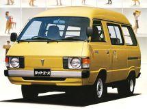 Toyota Lite Ace 1979, цельнометаллический фургон, 2 поколение, M20