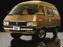Toyota Lite Ace 1979, минивэн, 2 поколение, M20
