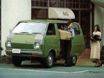 Toyota Lite Ace 1971, цельнометаллический фургон, 1 поколение, M10