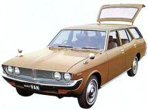 Toyota Mark II 1972, универсал, 2 поколение, X10