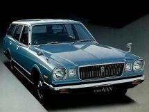 Toyota Mark II 1976, универсал, 3 поколение, X30/X40