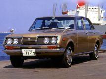 Toyota Mark II 1968, седан, 1 поколение, T60