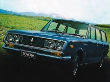 Toyota Mark II 1968, универсал, 1 поколение, T70