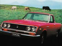 Toyota Mark II 1968, пикап, 1 поколение, T60