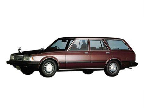 Toyota Mark II (X60) 10.1980 - 10.1984