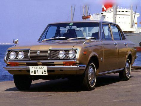 Toyota Mark II (T60) 09.1968 - 12.1971