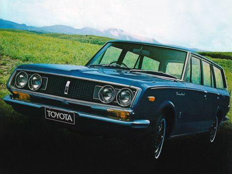 Toyota Mark II (T70) 09.1968 - 12.1971