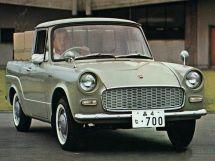 Toyota Publica 1964, пикап, 1 поколение, P10