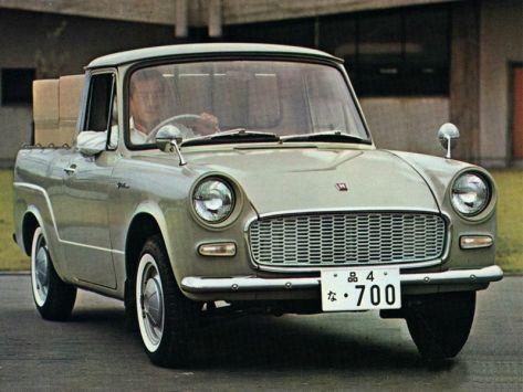 Toyota Publica (P10) 02.1964 - 04.1969