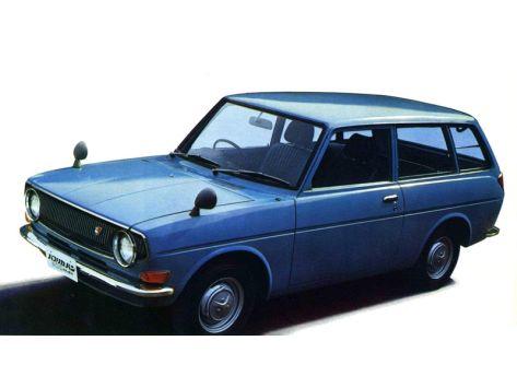 Toyota Publica (P30) 04.1969 - 06.1979