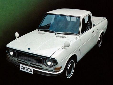 Toyota Publica (P30) 10.1969 - 08.1988