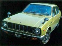Toyota Starlet 1973, седан, 1 поколение, P40