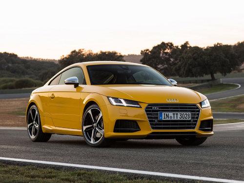 Audi TTS 2014 - 2018