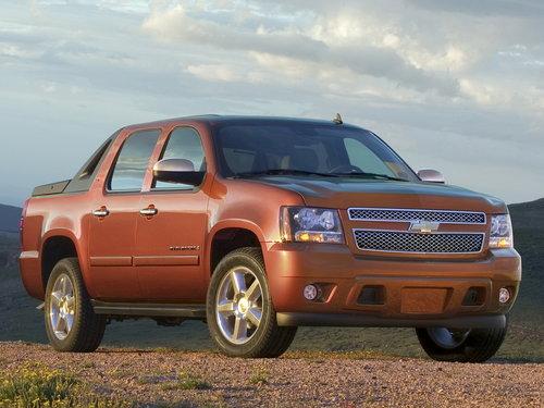 Chevrolet Avalanche 2006 - 2013