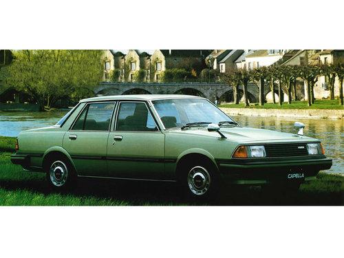 Mazda Capella 1980 - 1985