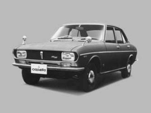 Mazda Capella 1970 - 1971