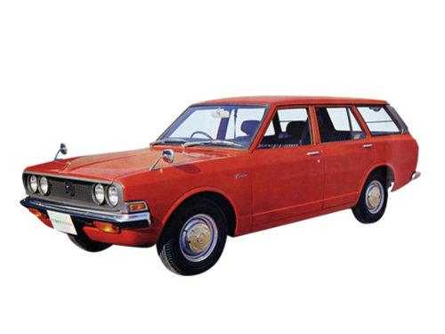 Toyota Corona 1970 - 1973