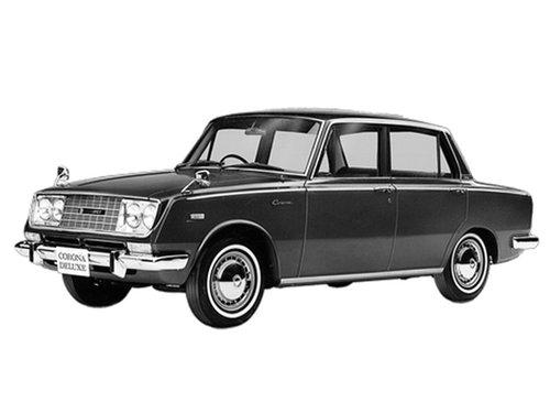 Toyota Corona 1964 - 1970