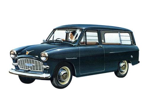 Toyota Corona 1958 - 1960