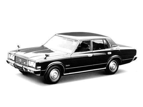 Toyota Crown 1974 - 1979
