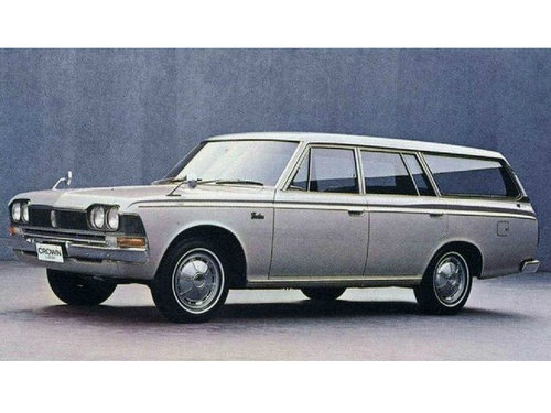 Toyota Crown 1967 - 1971