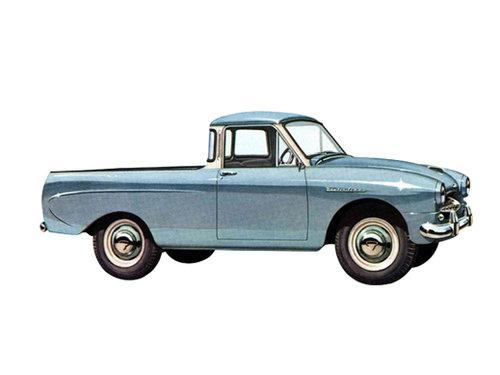 Toyota Crown 1955 - 1962