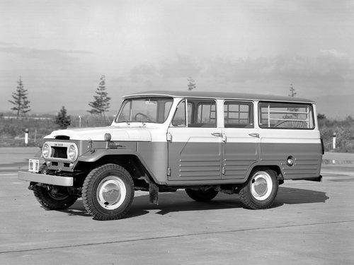 Toyota Land Cruiser 1960 - 1984