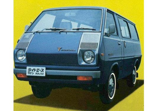 Toyota Lite Ace 1971 - 1979