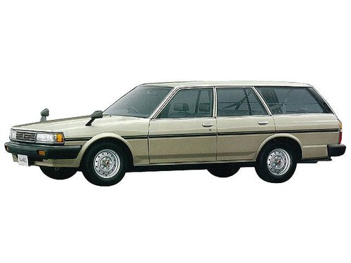 Toyota Mark II 1984 - 1997
