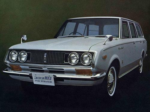 Toyota Mark II 1968 - 1971