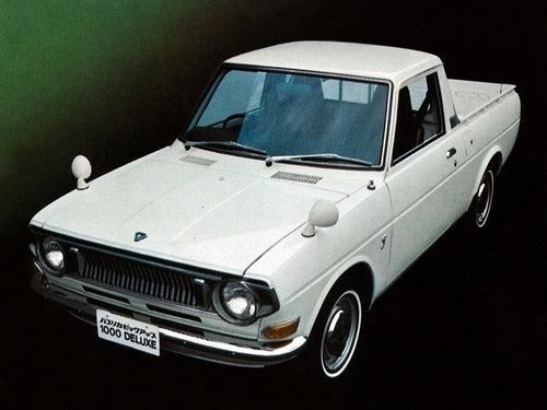 Toyota Publica 1969 - 1988