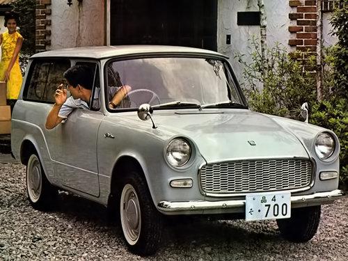 Toyota Publica 1962 - 1969