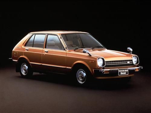 Toyota Starlet 1978 - 1984