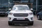 Hyundai Creta 2015 - Внешние размеры