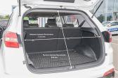 Hyundai Creta 2015 - Размеры багажника