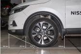 Nissan Qashqai 2017 - Клиренс