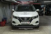 Nissan Qashqai 2017 - Внешние размеры