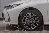 Toyota Corolla 2018 - Клиренс