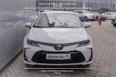 Toyota Corolla 2018 - Внешние размеры