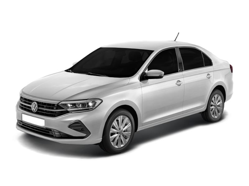 Volkswagen Polo, 2020 год, 964 700 руб.