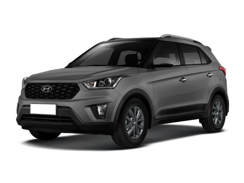 Hyundai Creta, 2020 год, 1 207 000 руб.