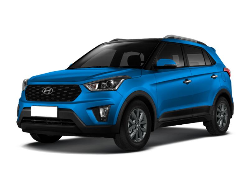 Рязань Hyundai Creta 2020