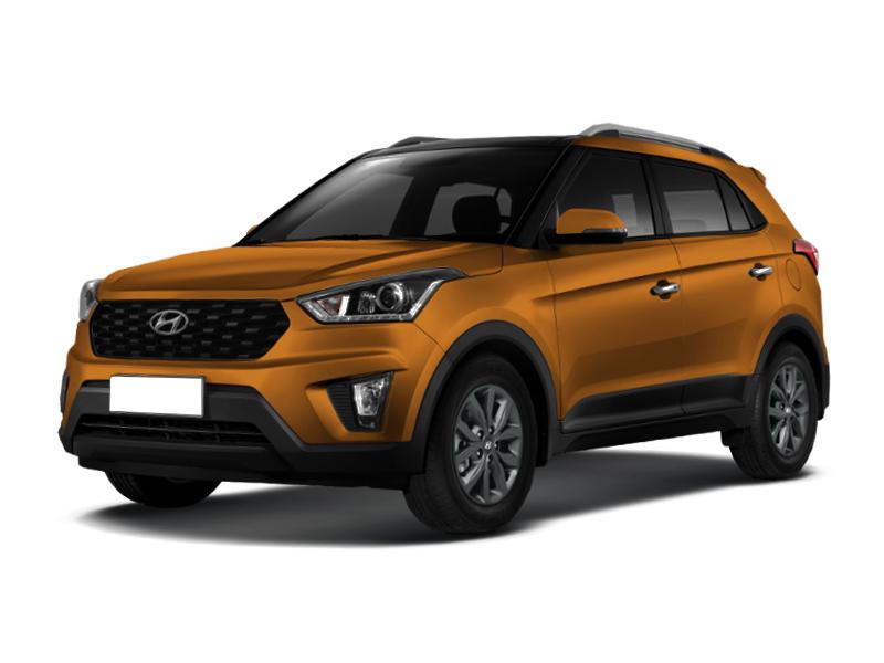 Hyundai Creta, 2020 год, 1 410 000 руб.
