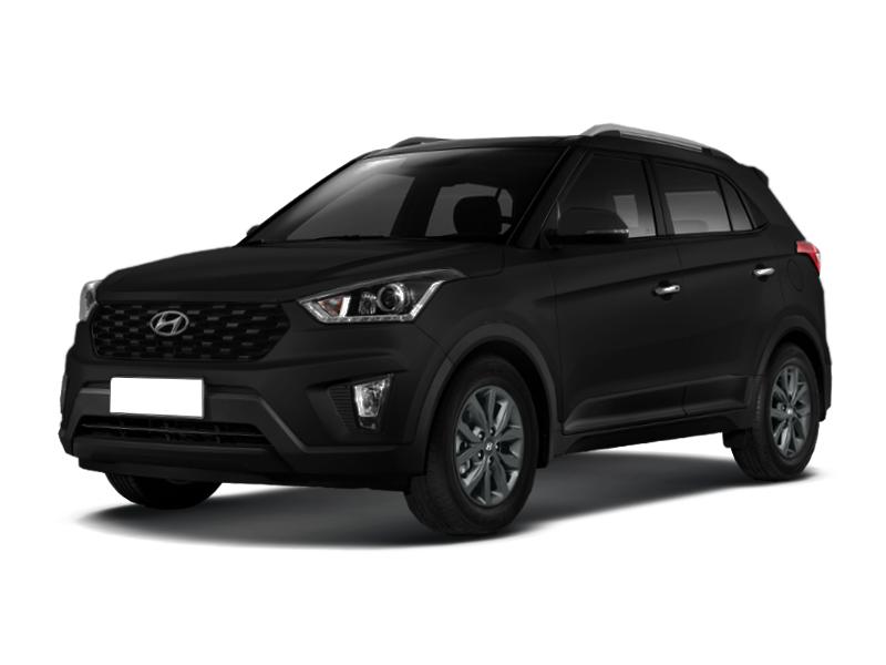 Серпухов Hyundai Creta 2020