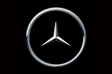 Mercedes-Benz вслед за VW и Audi сделал карантинный вариант своего логотипа