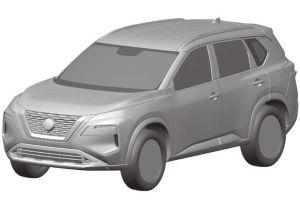 Раскрыта внешность нового Nissan X-Trail